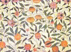 William Morris wallpaper (this is our hallway) William Morris Wallpaper, William Morris Art, Morris Wallpapers, Peach Wallpaper, Stone Wall Design, Victorian Wallpaper, Art And Craft Design, Fairytale Art, Pre Raphaelite