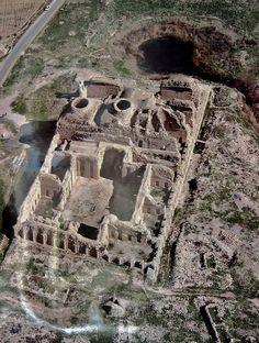 The palace of Ardašir_Firoozabad_Fars_Iran