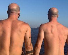 Male Pattern Baldness, Moustache, Hair Loss, Muscle, Youtube, Swimwear, Beautiful, Fashion, Bathing Suits