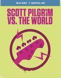 Scott Pilgrim vs. the World [Includes Digital Copy] [UltraViolet] [SteelBook] [Blu-ray] [2010]