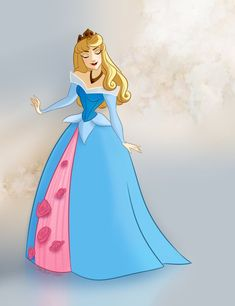 Traci Hines [as Aurora] (Fan Art of TraciHinesMusic photo by JakeMurphs Disney And More, Disney Love, Disney Magic, Disney Art, Walt Disney, Flame Princess, Princess Art, Princess Cartoon, Belle Drawing