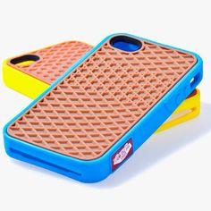 Vans 2012 Blue Waffle iPhone Case