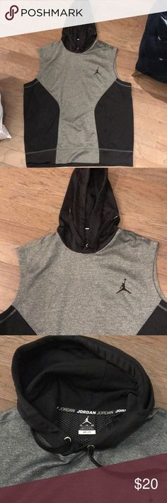Jordan vest Jordan vest extra large, dri fit. Jordan Jackets & Coats Vests