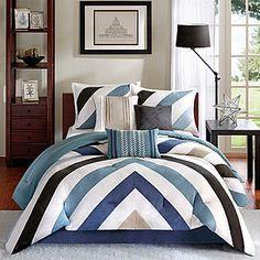 Madison Classics Walker 7 piece king comforter set