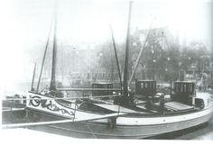 Janna Pieternellam jaren '20. A.R. Koppejan, De Blikken Motor, de laatste beurtschippers in Zeeland, p.240, 2008