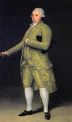 Francisco de Cabarrús - Francisco de Goya