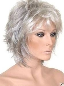 Shaggy Short Hair, Short Hairstyles For Thick Hair, Haircut For Thick Hair, Short Hair With Layers, Hairstyles With Bangs, Short Hair Cuts, Casual Hairstyles, Short Shaggy Haircuts, Shaggy Hairstyles