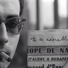somethingtoseeorhear:Godard.