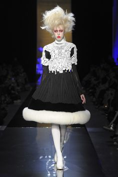 Jean Paul Gaultier Fall 2014 Couture - Review - Fashion Week - Runway, Fashion Shows and Collections - Vogue