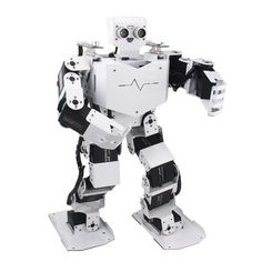 RCBuying supply LOBOT Robo-Soul Arduino Smart Programming RC Robot Voice Infrared Control Tracking Robot Toy sale online,best price and shipping fast worldwide. Rc Robot, Robot Kits, Smart Robot, Metal Gear, Sierra Leone, Ghana, Sri Lanka, Arduino Robot, Seychelles