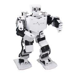 Shopping cheap LOBOT Robo-Soul H3.0 Arduino Smart Programming RC Robot Voice Infrared Control Tracking Robot Toy on RCbuying.com at discount. Rc Robot, Robot Kits, Smart Robot, Metal Gear, Sierra Leone, Ghana, Arduino Robot, Seychelles, Taiwan