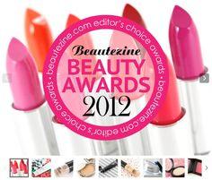 2012 Editor's Choice Beauty Awards   Beautezine