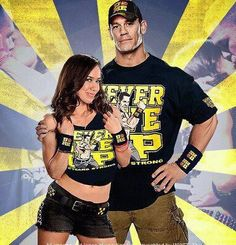 aj lee and john cena  | John - John Cena and AJ Lee Photo (32889149) - Fanpop fanclubs