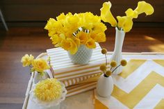 Canary yellow by Just Bloomed