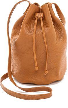Baggu Drawstring Bucket Bag - Find it on Donde Fashion