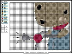 Create your own cross stich patterns for free using MyPhotoStich (Review)