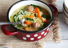 Easy Italian Wedding Soup