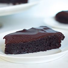 Flourless Chocolate Cake: King Arthur Flour