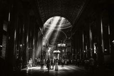 "500px / Photo ""Light Beams"" by Lars C."