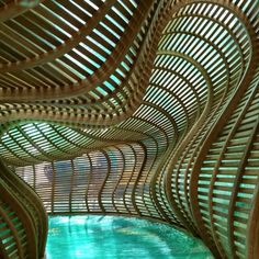 Wood Architecture Pavilion Building 52 New Ideas Pavilion Architecture, Wood Architecture, Organic Architecture, Architecture Portfolio, Futuristic Architecture, Amazing Architecture, Architecture Details, Furniture Making, Wood Furniture