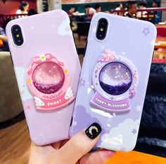Cell Phones and Accessories Kawaii Phone Case, Girly Phone Cases, Iphone Cases Cute, Cute Cases, Diy Phone Case, Iphone Phone Cases, Aesthetic Phone Case, Accessoires Iphone, Coque Iphone