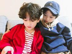 Twin Baby Boys, Lil Boy, Cute Little Baby, Twin Babies, Baby Kids, Cute Asian Babies, Korean Babies, Asian Kids, Cute Babies
