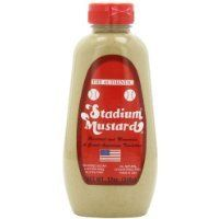 Stadium Mustard Squeeze, 12-Ounce (Pack of 6) *** Visit the image link more details.