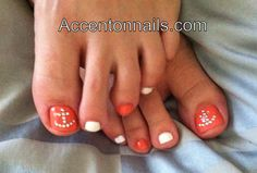 Shellac toes!