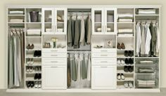 Closet organizer or wardrobe closet with color white wardrobe also wardrobe storage and some drawer for closet also closet White Wardrobe Closet, Wardrobe Storage, Bedroom Wardrobe, Built In Wardrobe, Closet Storage, Wooden Wardrobe, Closet Organization, Organization Ideas, Corner Wardrobe