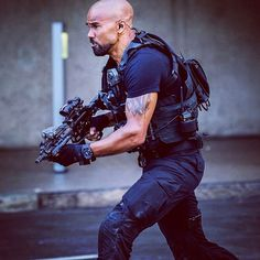 Image result for shemar moore swat