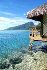 8 Days Tahiti, Moorea and Bora Bora