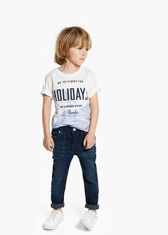 Comfy-fit jeans
