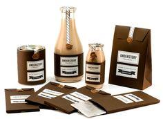 Understory Chocolatiers packaging by SCAD grad Mark Johnson