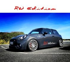 RW Edition ::MINI F56