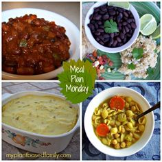 Meal Plan Monday: It May Be Fall But...