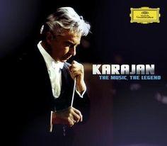 KARAJAN / THE MUSIC, THE LEGEND - Deutsche Grammophon