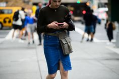 New York Fashion Week Spring 2016 Day 1 - New York Fashion Week Spring 2016 Day 1-Wmag