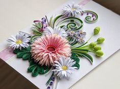 Handmade paper quilling cards can be considered as a perfect gifting option. Today's featured artist is Angel from QuillingBG.