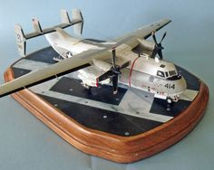 Hasegawa _ North Wings 1/72 scale C-2A by Tom Baldwin: Image