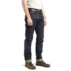 Maple jeans - Slim Fit – 1976 Indigo Kevlar® Lined