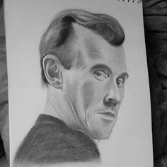 Theodore Bagwell. Portrait