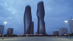 Absolute World Towers, MAD Architects, Ontario, Canada, 2012