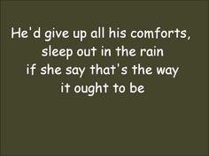 When A Man Loves A Woman (Lyrics)