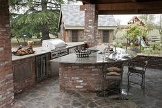 pictures of outdoor tchens | Best of Your Outdoor Kitchen Ideas traditional outdoor kitchen ...