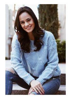 """Crochet Sweater,,,"" by ladieswishlist on Polyvore"