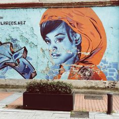 Vitoria-Gasteiz, País Vasco | TRAVEL SPAIN #streetart #graffiti