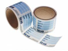 Fóliové etikety na vákuovacie sáčky - 100 ks