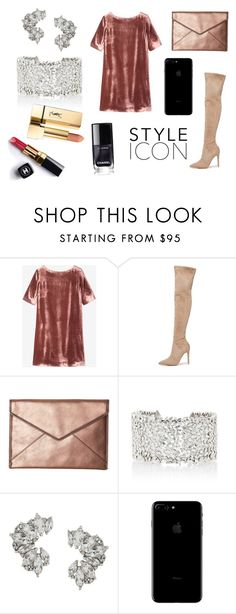 """STYLE ICON"" by biagwb on Polyvore featuring moda, Toast, Kendall + Kylie, Rebecca Minkoff, Suzanne Kalan, Elise Dray e Chanel"