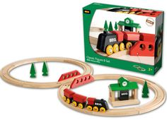 Fill out a raffle entry to win 1 of 5 Brio® Classic Figure 8 Sets! The Brio Classic Figure 8 set, exclusively from Schylling, has been honored with a 2012 Best Toys for Kids award by the American Specialty Toy Retailing Association (ASTRA). a Rafflecopter giveaway