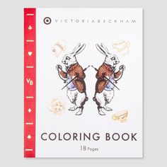 coloring book victoria beckham for target